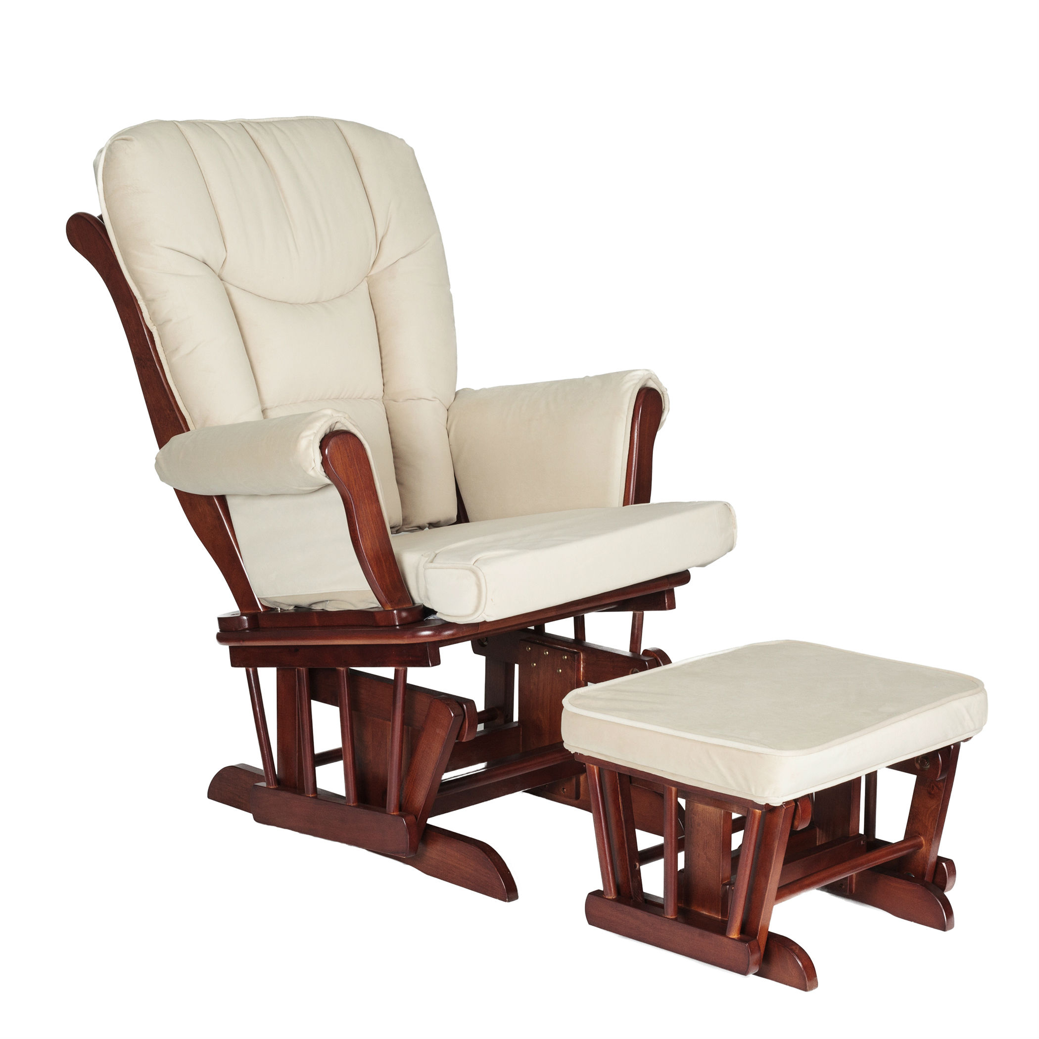 Sleigh Glider Chair Gliders AFG Baby Furniture